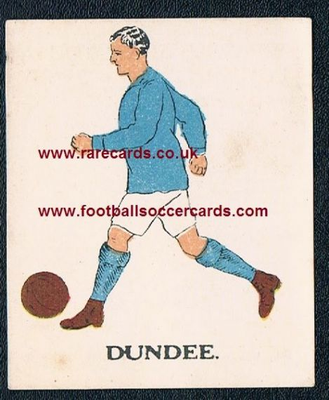 1923 Battock's Dundee redemption card